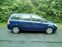 2009 Vauxhall zafira 1.9 cdti 7 Seater Full mot brilliant drives Bargain price
