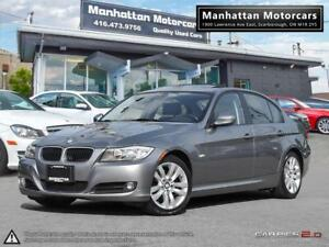 2011 BMW 323i PREMIUM PKG |SUNROOF|ALLOYS|BLUETOOTH|NO ACCIDENTS