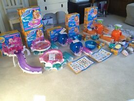 Zhu Zhu Pets Big Bundle Immaculate Condition