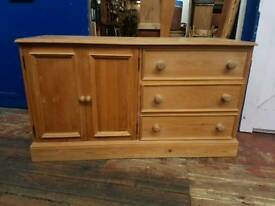Pine Sideboard / Tv Stand