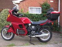 BMW K1100LT 1996..only 16300 miles from new. Excellent.