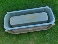garden cement planter tub moulds