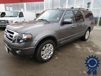 2014 Ford Expedition Max Limited 4x4 SUV 8 Passenger