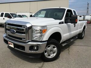 2012 Ford F-250 XLT FX-4 EXT CAB 4X4