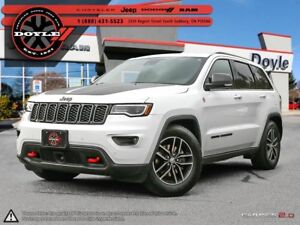 2017 Jeep Grand Cherokee TRAILHAWK LUXURY GROUP 4WD