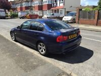 2011/61 BMW 3 SERIES 320D EFFICIENT DYNAMICS WITH LONG MOT IN GREAT CONDITION