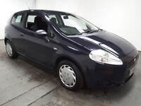 2006(06)FIAT GRANDE PUNTO 1.2 ACTIVE BLUE,LOW MILES,CLEAN CAR,GREAT VALUE