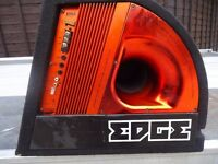CAR AMPLIFIER / BOOM BOX
