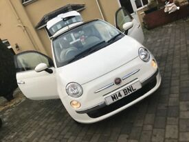 Fiat 500 Lounge 1.2L Reduced Price
