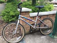 Apollo girl's bike