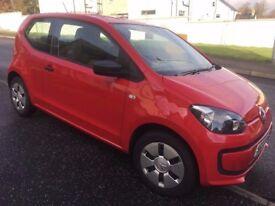 Volkswagen Up- £4,200 — 19,000 miles!!