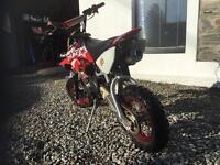 Thumpstar 120 pitbike