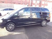 VW Sharan 1.9 diesel automatic MOT Next year March engine gearbox excellent