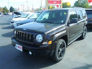 2014 JEEP PATRIOT NORTH-  ALLOY WHEELS, CRUISE CONTROL, SATELLIT