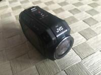 JVC action camera ADIXXION