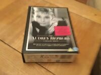 The Audrey Hepburn collection DVD