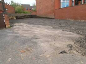 YARD/LAND/PLOT TO LET ON MAIN BUISEY ROAD IN OLDHAM