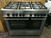 RANGE GAS COOKER : KENWOOD. 90CM. ELECTRIC OVEN * delivery available *