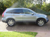 HONDA CR-V 2.2 I-CTDI ES 5d 139 BHP FRONT & REAR PARKING SENSORS++ FULL SERVICE HISTORY 8 STAMPS