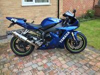 Yamaha R1 2003