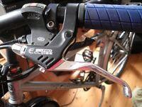 light mountain bike for men/women Orange