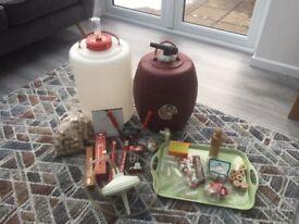Wine & Beer Making Equipment