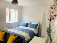 3 COOL DOUBLE ROOMS (2 ENSUITE ROOMS) IN NEWLY REFURBISHED HOUSE EGEWARE/BURNT OAK - HA8 5DP