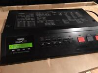 Yamaha QX5 - Digital Sequence Recorder - Vintage Hardware Sequencer synth