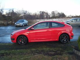 2007 FORD FOCUS ST 225 TURBO FSH NEW MOT VERY CLEAN EXAMPLE NO OFFERS