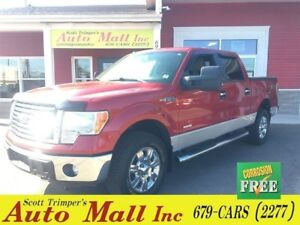 2011 Ford F-150 XLT/Crew/3.5 Eco-Boost