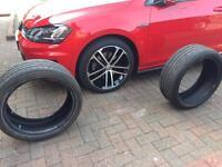 Tyres x2