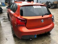 BMW 1 Series F20 M135i, N55B30 Engine, GS6 45BZ Manual Gearbox, 3.08 Rear Diff - BREAKING FOR PARTS