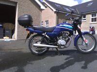 Honda cg 1999 125cc