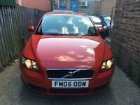 volvo s40 1.6 diesel 4 doors saloon , real bargain , part exchange welcome