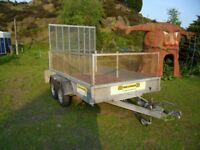 INDESPENSION CHALLENGER TWIN AXLE TRAILER