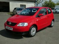 2010 Volkswagen fox 1.2 petrol with only 36000 miles, motd august 2021 full history