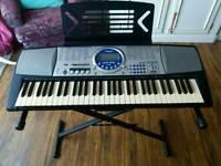 Panasonic KC600 Touch Sensitive Electric Keyboard
