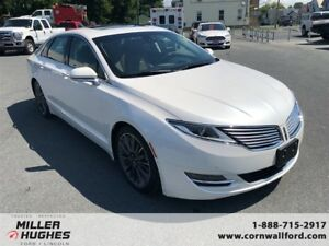 2016 Lincoln MKZ Power Moonroof, Heated Steering Wheel, Nav, Syn