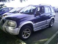 Suzuki grand vitara estate 4x4