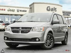 2017 Dodge Grand Caravan | SXT PREMIUM PLUS | X COMPANY DEMO | L