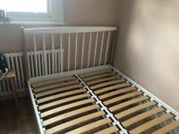MADE dot COM Double Bed Frame