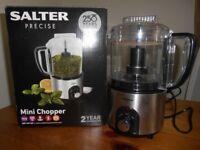 Salter electric mini chopper