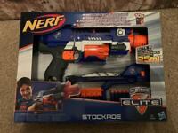 NERF N-Strike Elite Stockade Toy Gun Boxed
