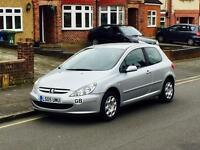Peugeot 307 1.4, Long MOT, Low Miles, Only 1 Former Keeper, Cheap 4 Insurance,Excellent Reliable Car