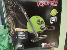 Polti Vaporetto 4Bar Evolution Steam Cleaner