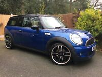 Mini Cooper S Clubman Very High Spec Leather
