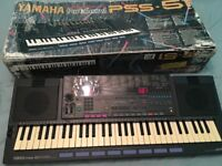 yamaha PSS-51 keyboard