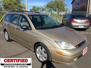 2002 Ford Focus ZTW ** CRUISE, C.D. **