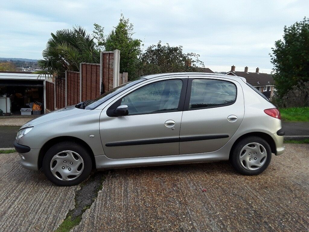 For sale Peugeot 206 1.4 HDI