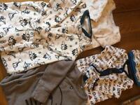 0-3 boys clothes bundle over 30 items